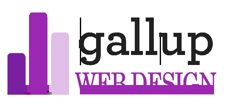 Gallup Web Design Services